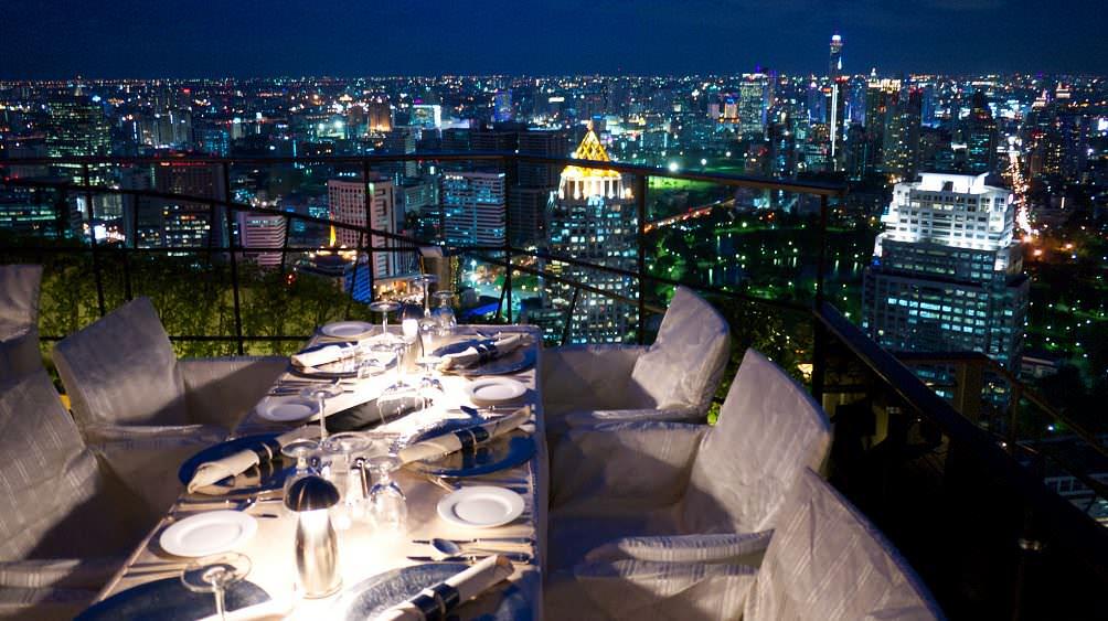 bangkok rooftop lokanta