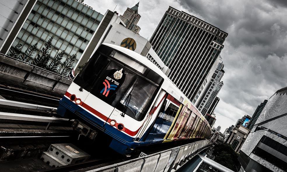 bangkok ulaşım