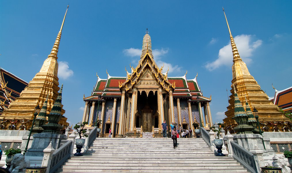 büyük saray bangkok