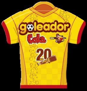 3D Goleador COLA br