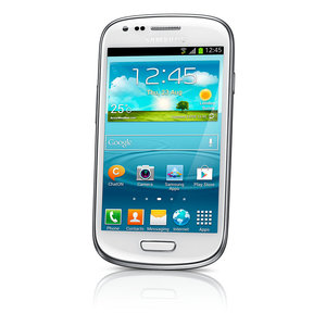 Galaxy S3 Mini Bianco GT8200
