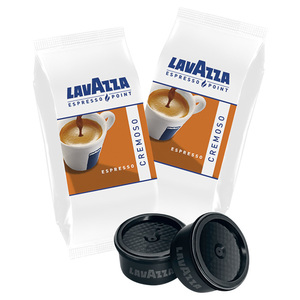 LAVAZZA ESPRESSO POINT CREMOSO 100 cialde