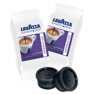 LAVAZZA ESPRESSO POINT AROMATICO 100 cialde