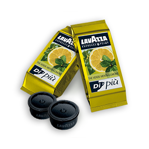 LAVAZZA ESPRESSO POINT THE MENTA E LIMONE 50 cialde