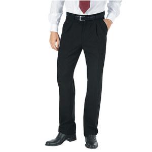 Pantalone uomo 2 pence nero