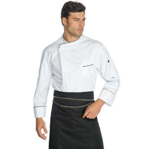 Giacca cuoco Bilbao bianca