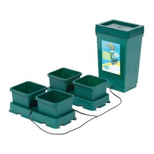 EASY2GROW 4 VASI KIT AUTOPOT IDROPONICA PASSIVA