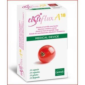 Cistiflux A18 14 cps