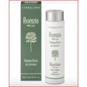 L'Erbolario Assenzio Per Lui Shampoo Doccia alle 3 Artemisie