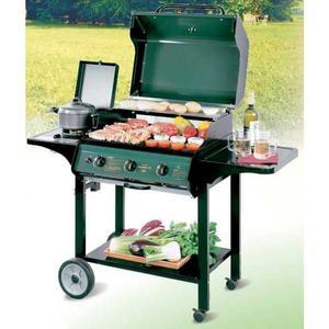 Barbecue GIAVA con fornello laterale