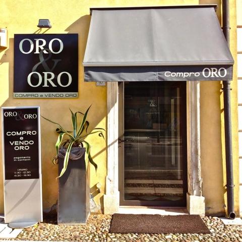 negozio compro oro e argento Villafranca di Verona