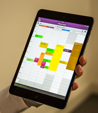 Phorest iPad App