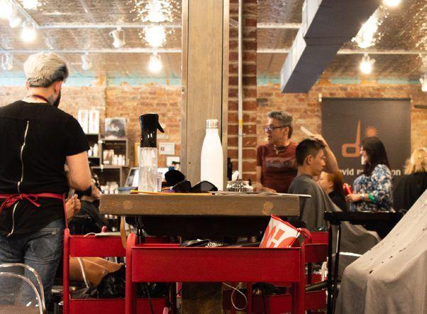 hiring salon staff