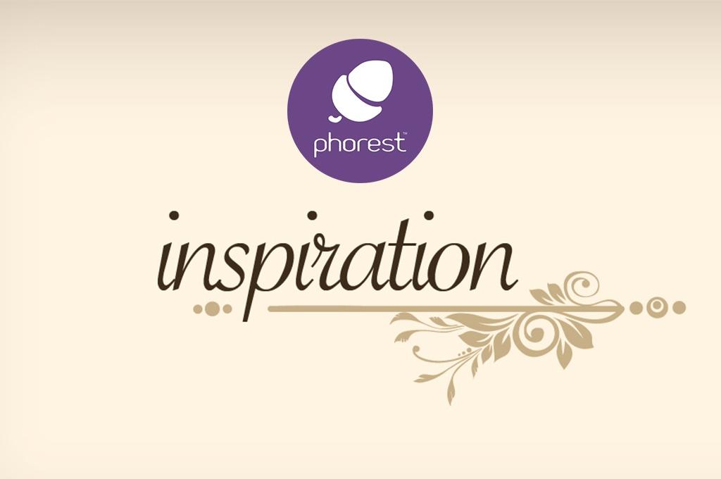 Inspiration and Phorest logo