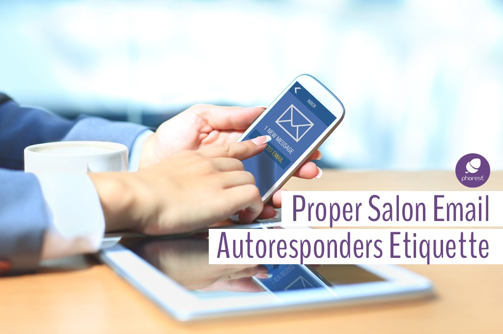 salon email autoresponders