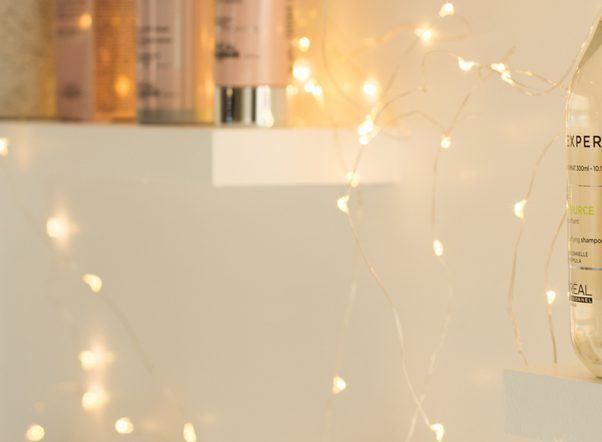 salon lighting