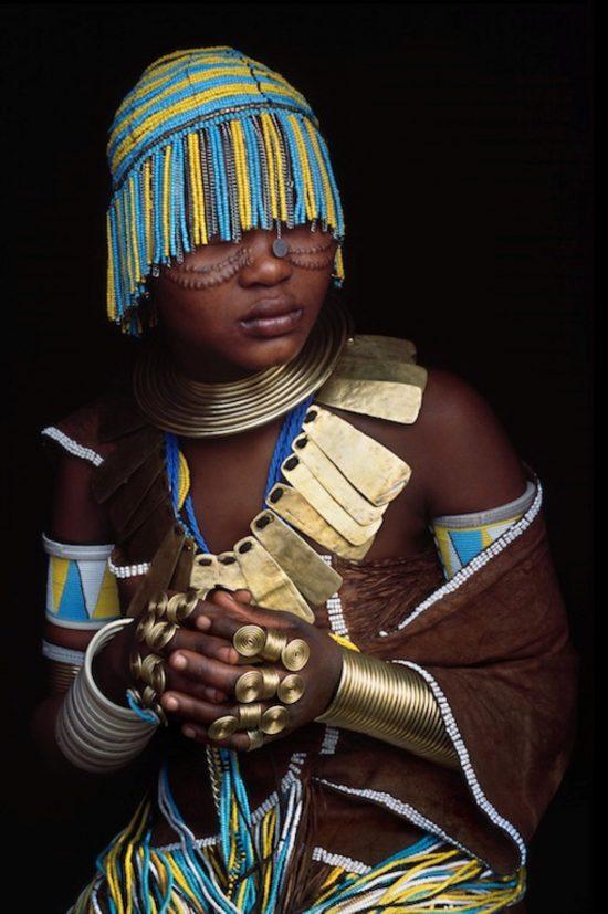 Barabaig girl in Tanzania