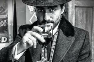 Pip In Savile Row Magazine 02