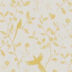 Pip Howeson Linen Primrose Yellow