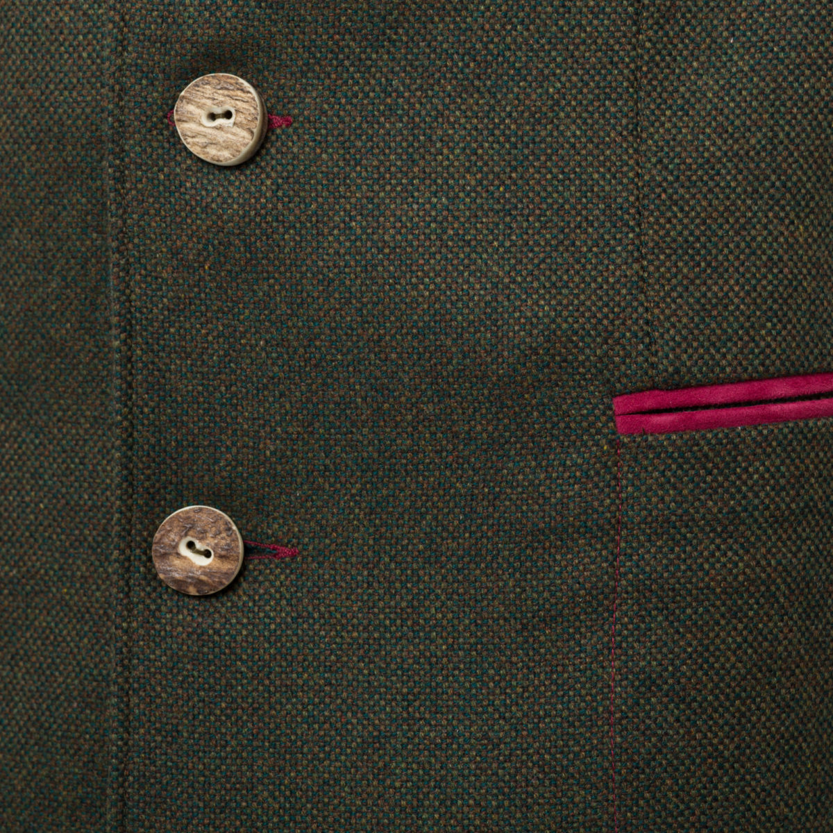 Pip Howeson Mens William Waistcoat Detail