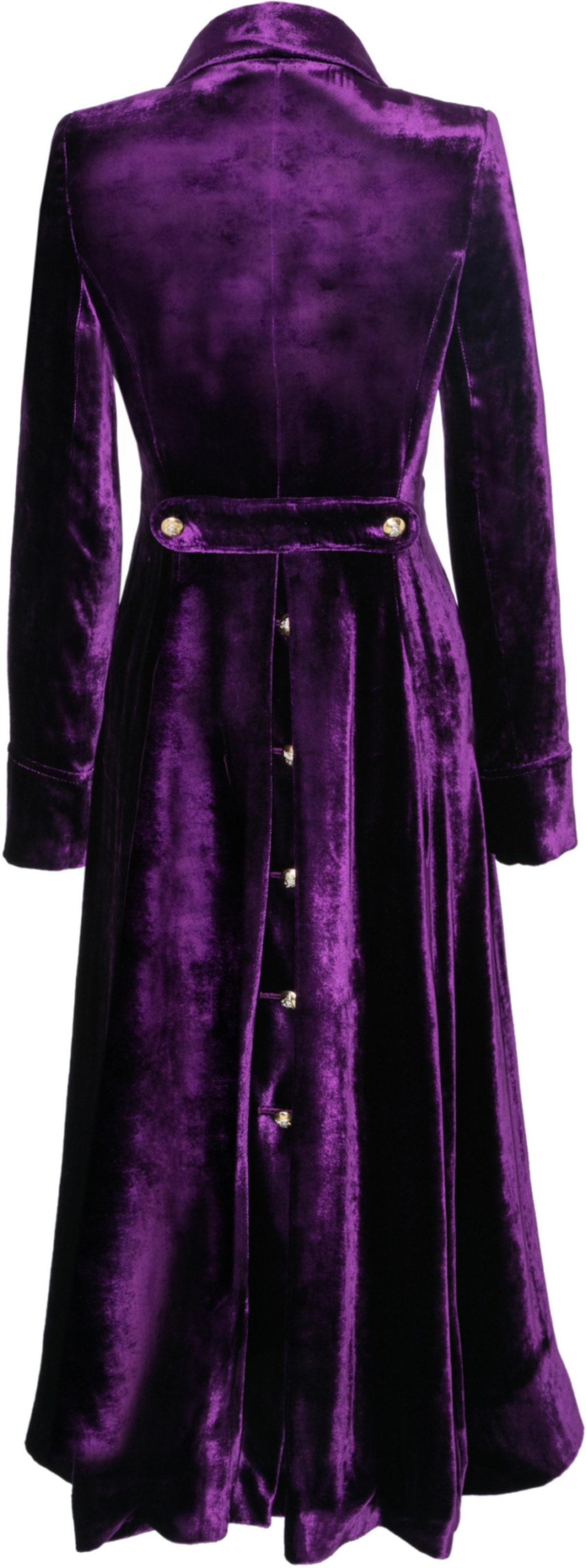 Pip Howeson Cozmo Coat Back