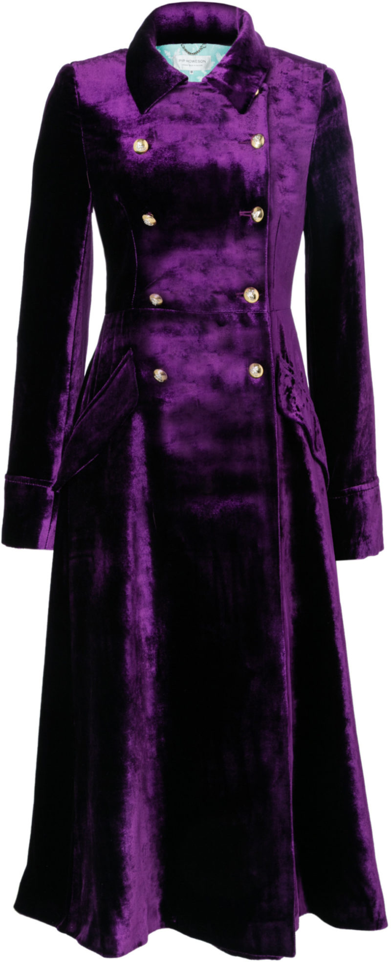 Pip Howeson Cozmo Coat Front