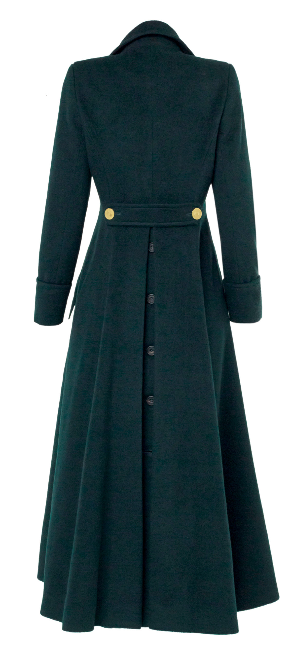 Pip Howeson Margot Long Coat Reverse