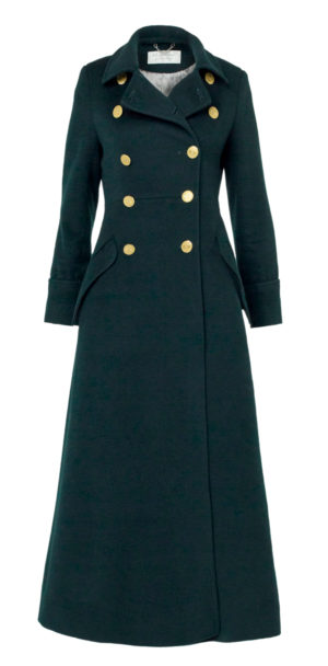 Pip Howeson Margot Long Coat Front