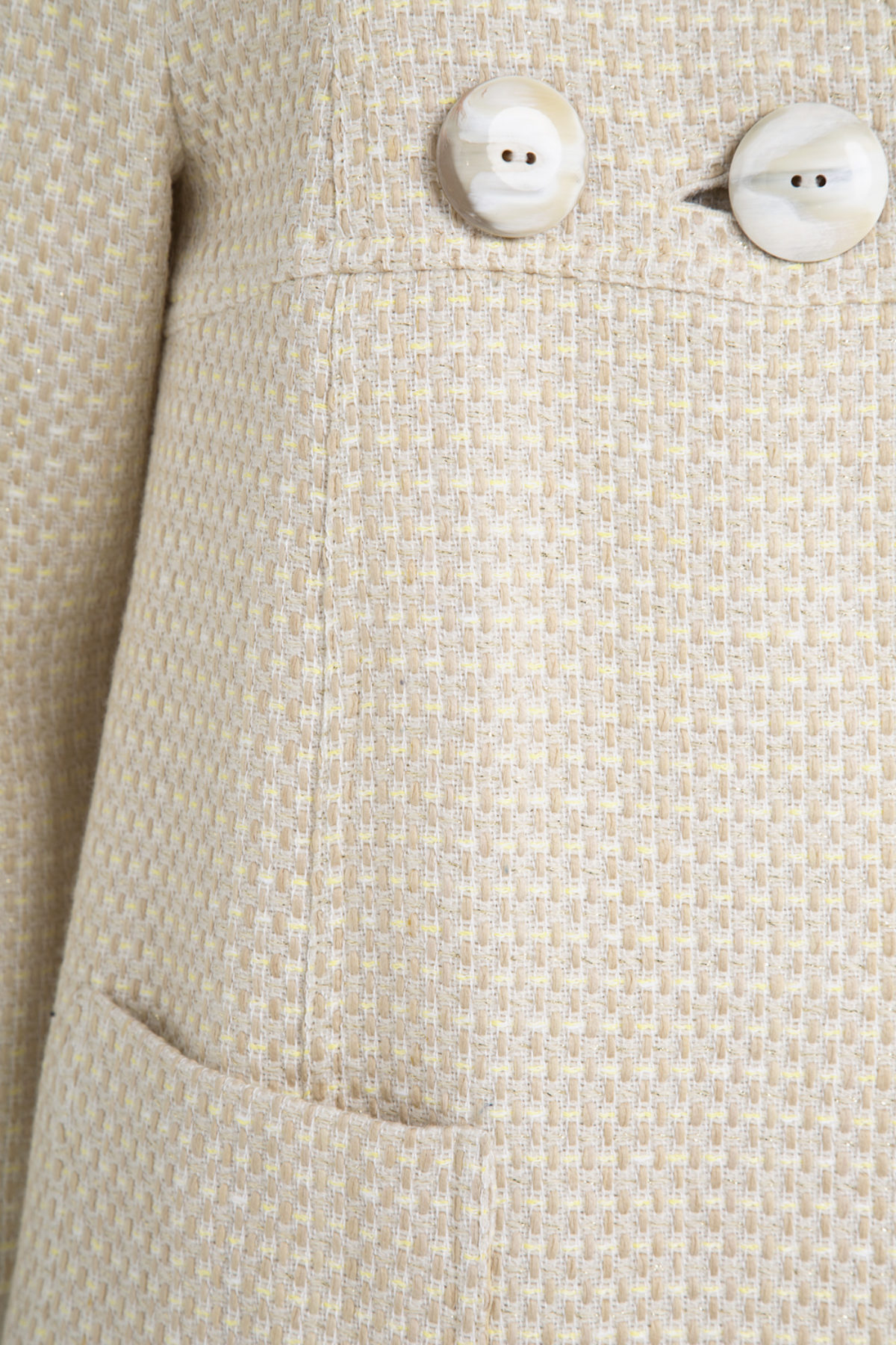 Pip Howeson Ameila Coat Detail