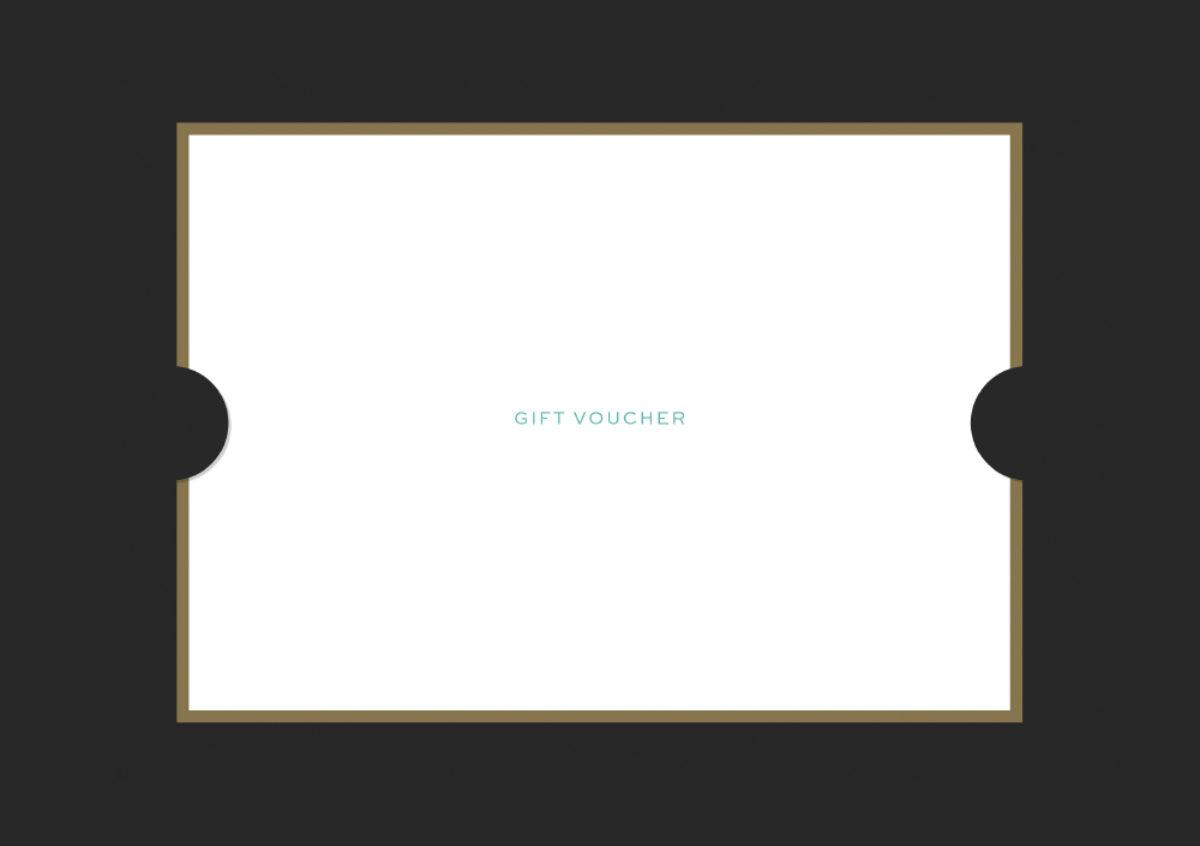 Pip Howeson Gift Voucher Slip Front