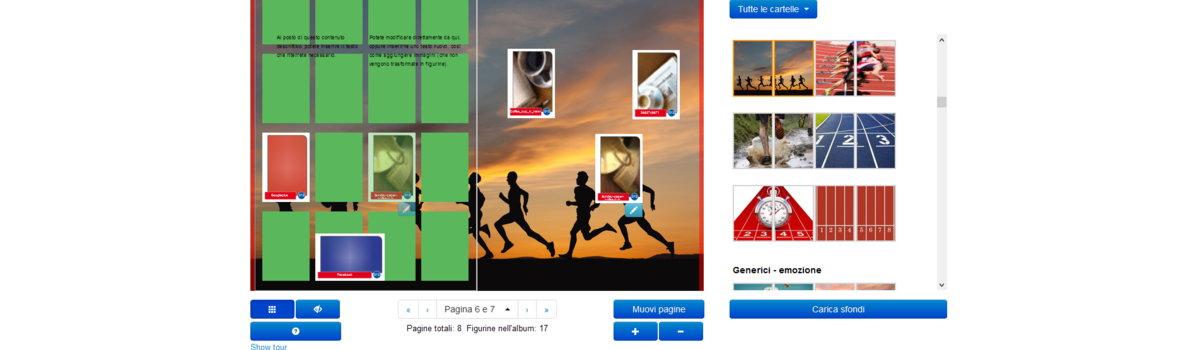 E-commerce, Web apps: alternative view 2. MyStickers