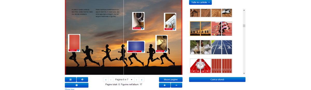 E-commerce, Web apps: alternative view 1. MyStickers