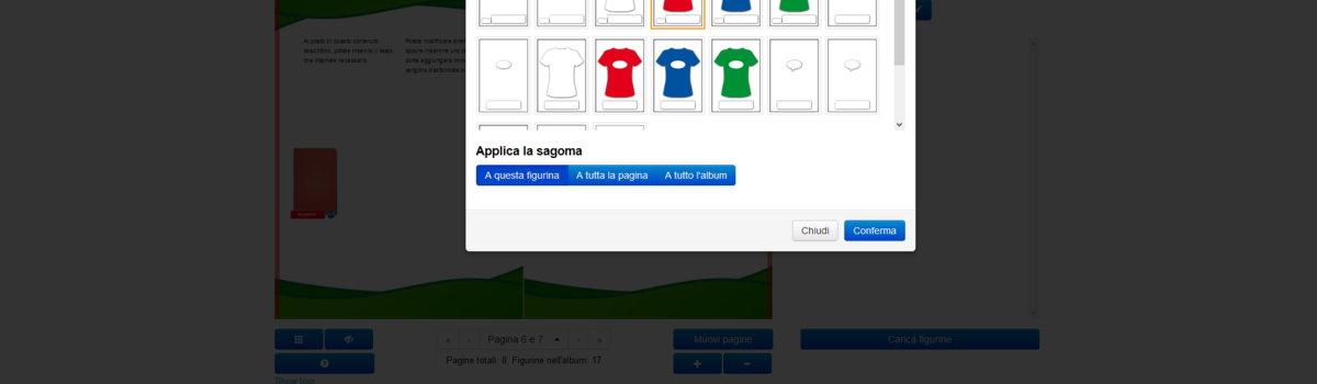 E-commerce, Web apps: alternative view 3. MyStickers