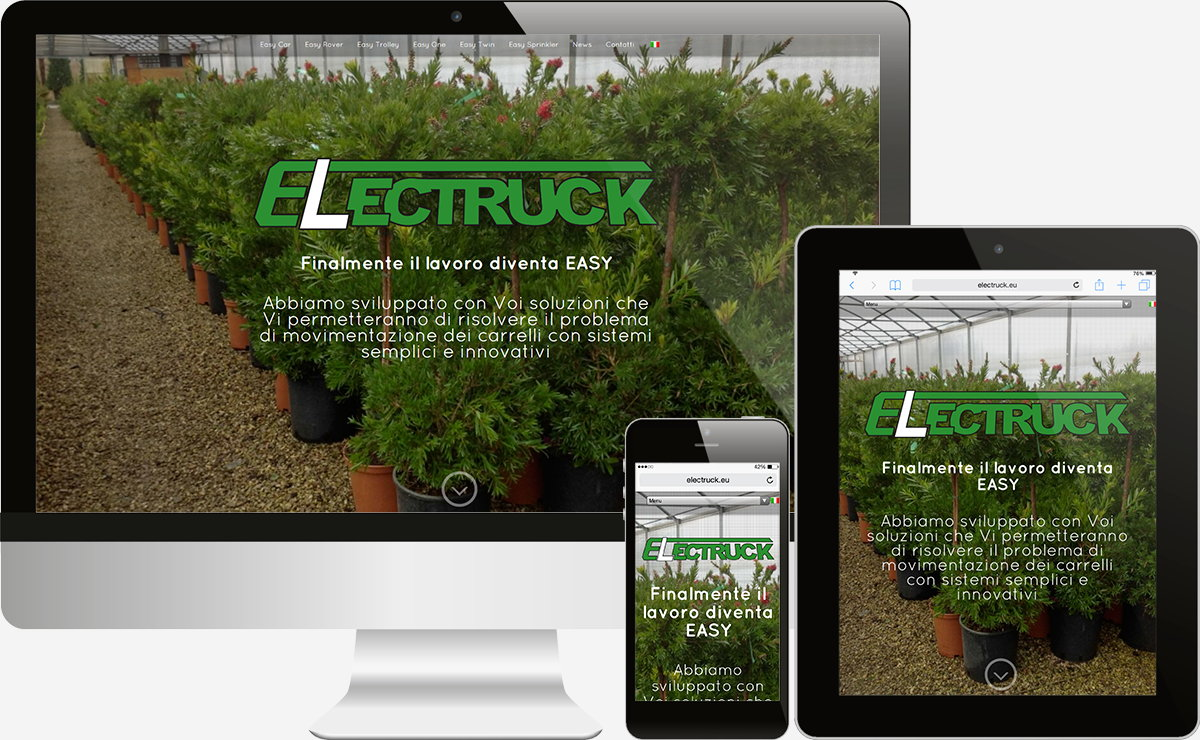 Electruck: E-commerce