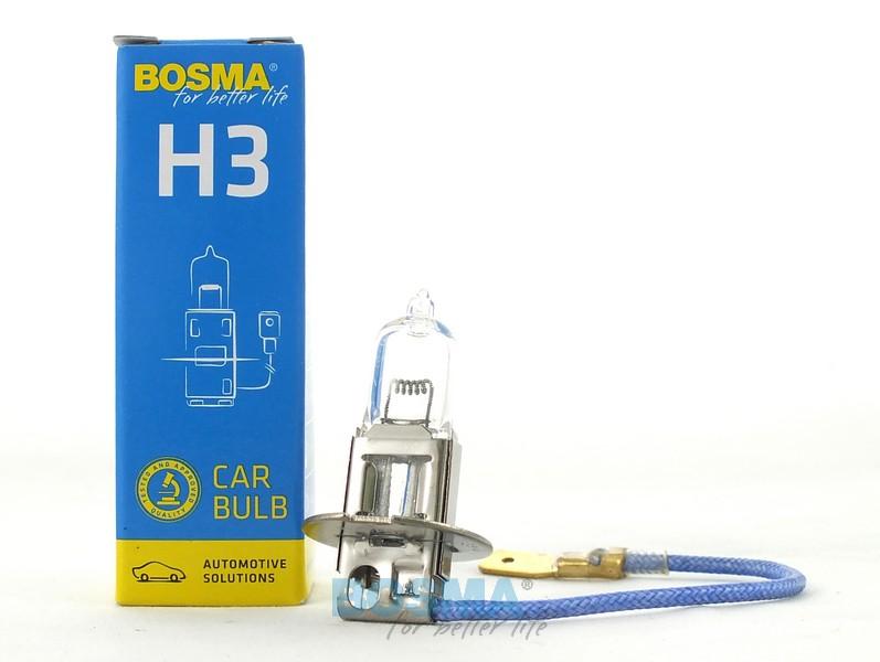 BOSMA 0355 H3 24V 70W PK22S