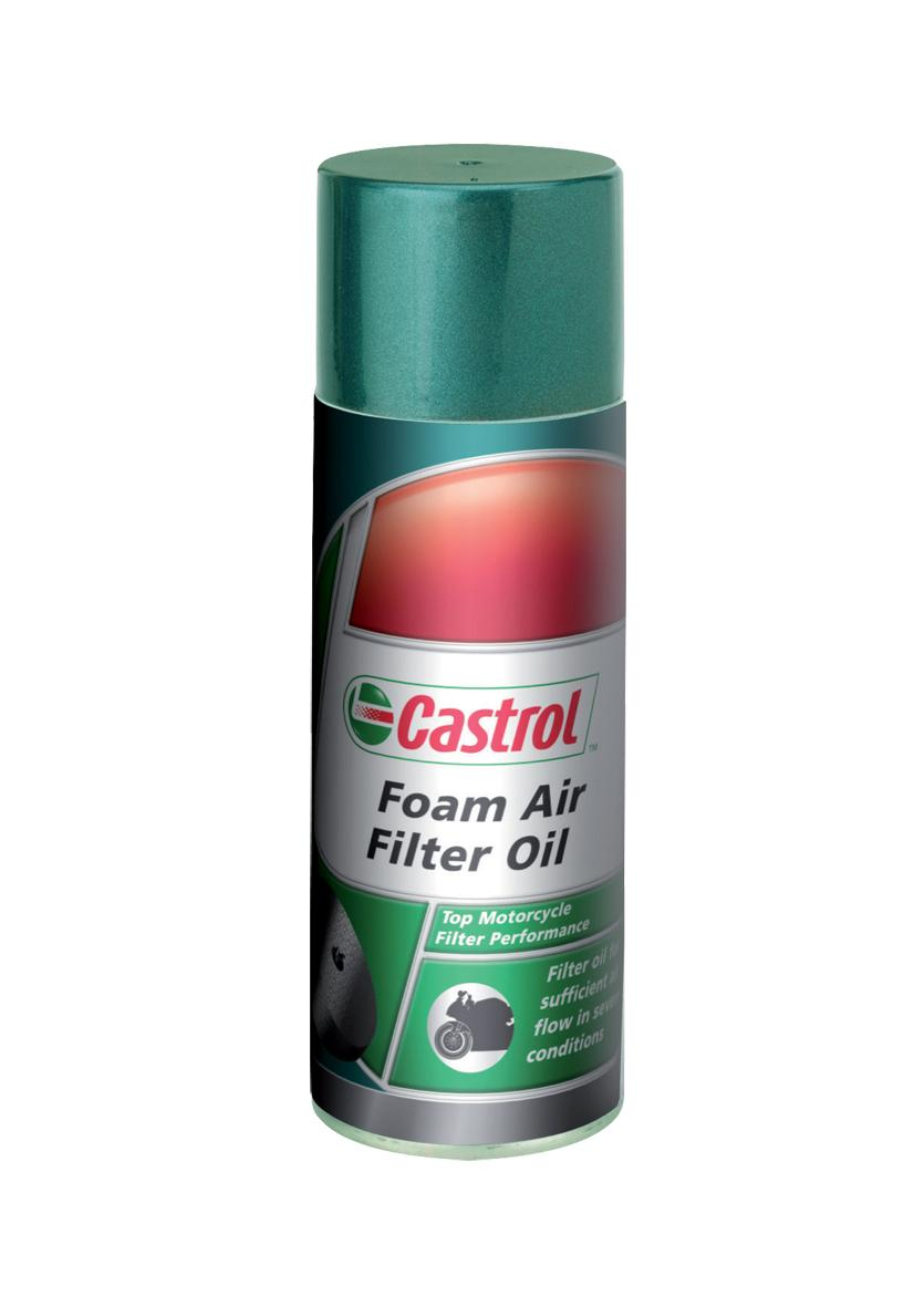 CASTROL FOAM AIR FILTER OIL 400ML w