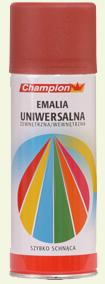 CHAMPION FARBA UNIWERSALNA CZARNY POŁYSK LC108 400ML