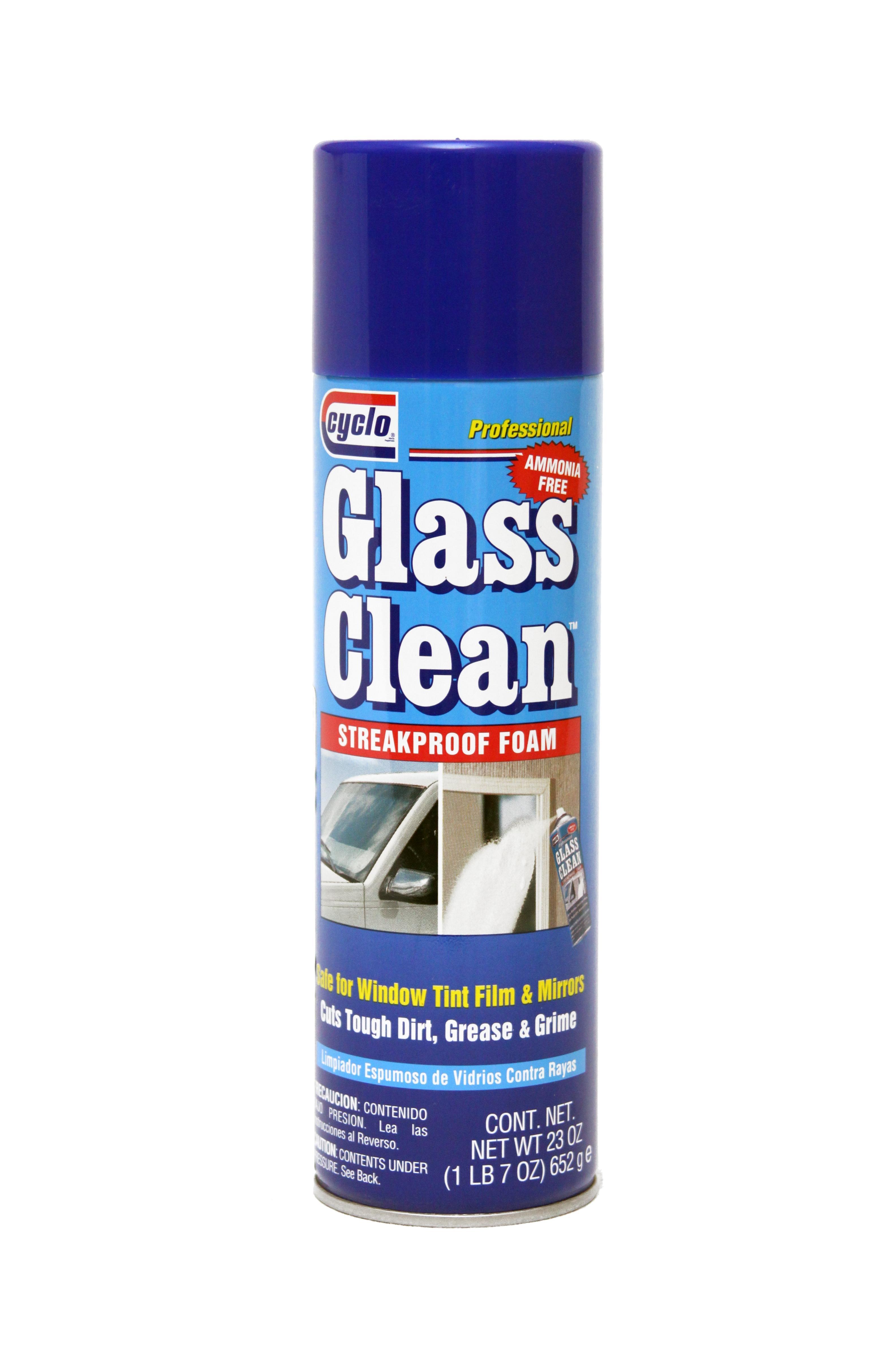 CYCLO C-31  GLASS CLEAN PIANKA DO SZKŁA 652G