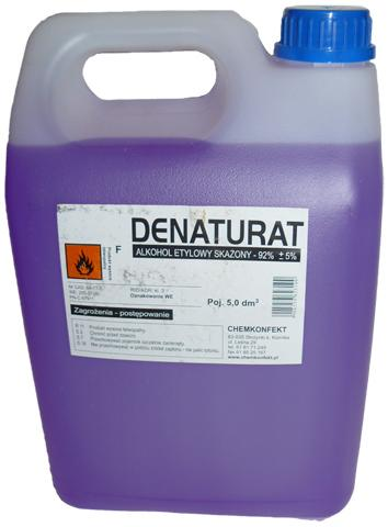 DENATURAT 5L