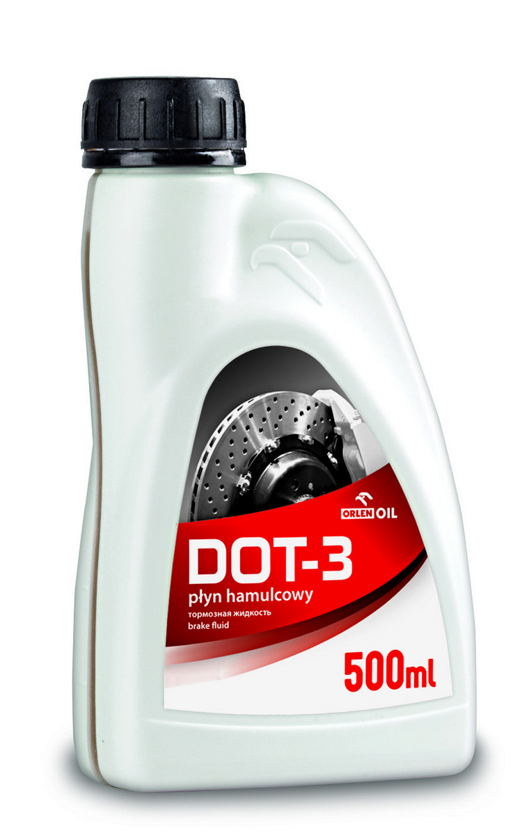 ORLEN OIL DOT-3   B0,5l