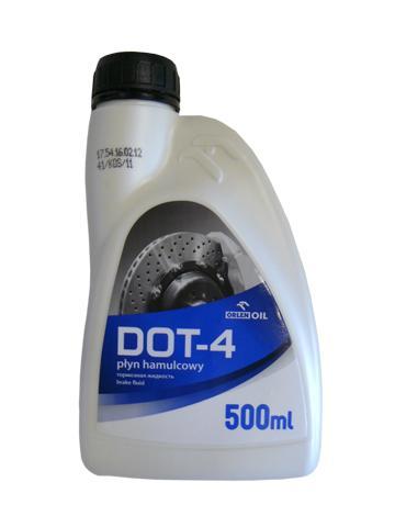 ORLEN OIL DOT-4   B 0,5L