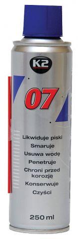 K2  007 PREPARAT WIELOFUNKCYJNY 250ML