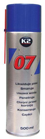 K2  007 PREPARAT WIELOFUNKCYJNY 500ML