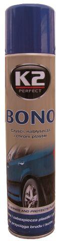 K2 BONO DO PLASTIKÓW ZEWNĘTRZNYCH SPRAY 300ML K150