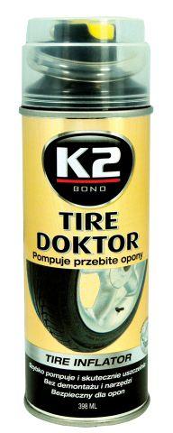 K2 TIRE DOKTOR DO NAPRAWY OPONY 398ML B310