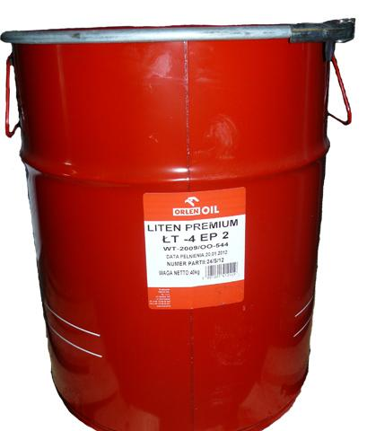 ORLEN OIL LITEN PREMIUM ŁT-4EP2      H 40KG
