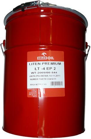 ORLEN OIL LITEN PREMIUM ŁT-4EP2     P 17KG