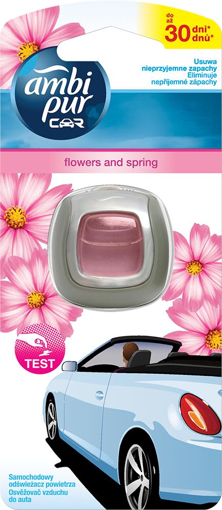 AMBI PUR CAR JAGUAR FLOWERS&SPRING 2ML