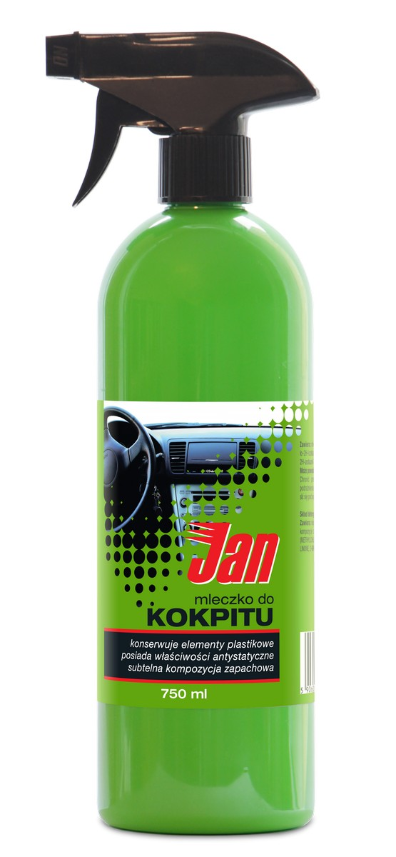 JAN MLECZKO DO KOKPITU 750ML