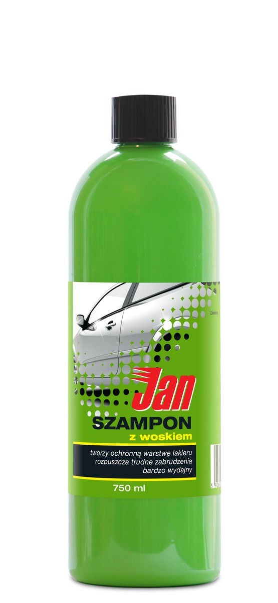 JAN SZAMPON Z WOSKIEM 750ML